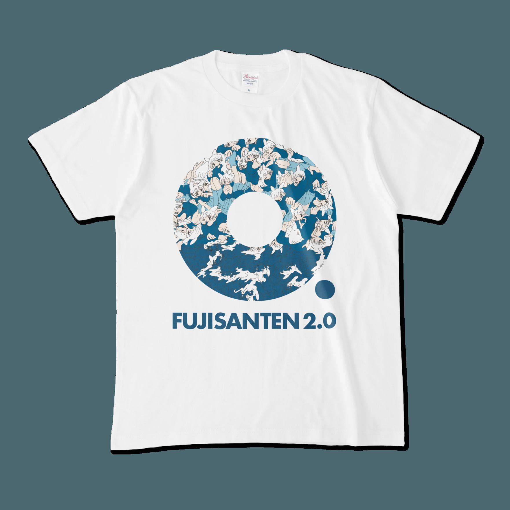 富士山展2.0 Tシャツ